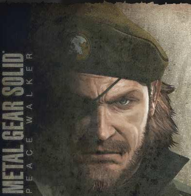 MGS: Peace Walker slips back (PSP) - 2764 mgs peace walker