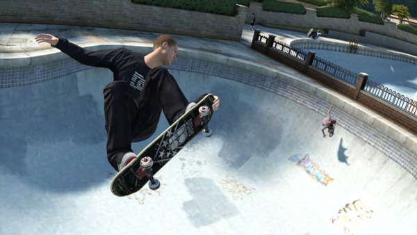 SKATE 3 DEMO DROPS-IN ON XBOX LIVE MARKETPLACE AND PLAYSTATION NETWORK (360) - 2769 feb screen 10
