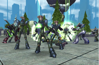 "City of Heroes/Villains Issue 10: ""Invasion"" (PC) - 278 coh10 5"