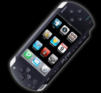 PSP first details revealed? (PSP) - 2791 psp iphone interface