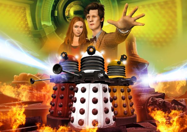 Doctor Who: The Adventure Games - episode one details revealed (PC) - 2805 CityoftheDaleks title