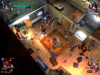 SouthPeak Games' Monster Madness Approved As Games For Windows Title (PC) - 283 monster10
