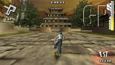 Dave Mirra BMX Challenge PSP rides into a store near you! (PSP) - 285 2006 08 01.02 20 54 923