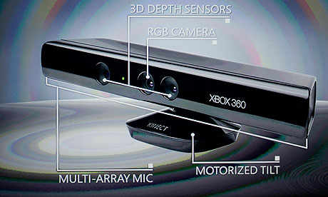 Kinect tech not MS exclusive, coming to a TV near you - 2931 Kinect 002