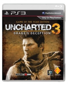 Nathan Drake finds an even shinier instalment of 'Uncharted 3' in the 'Game of the Year' edtion. (ARTICLES)