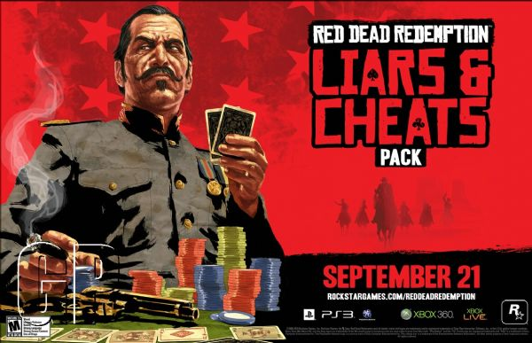 Info on 'Red Dead Redemption's' 'Liars and Chearts' DLC pack that can be trusted (360) - 3049 RDR2 LnC horiz aug26 AP med