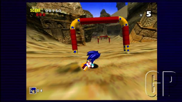 SONIC ADVENTURE SPEEDS ONTO XBOX LIVE ARCADE (360) - 3089 Sonic Adventure 002