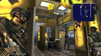 Tom Clancy's Rainbow Six: Vegas 2 Review (360) - 312 rsv2 ng sp convention thermalscan 01