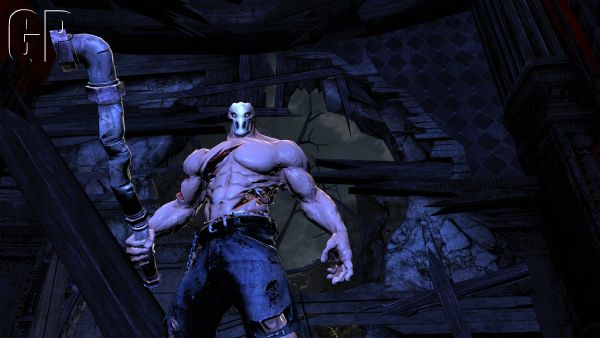 ShopTo.Net are please to announce we have an exclusive Splatterhouse Special Edition Competition. (360) - 3187 splatterhouse