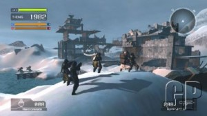 Lost Planet Review (PS3)
