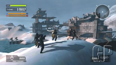 Lost Planet Review (PS3) - 319 Lost Planet  Extreme Condition Xbox 360Screenshots7682capture0125 00000