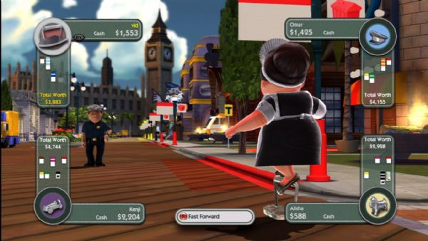 Monopoly Streets (360, PS3, WII) - 3302 maidmove2