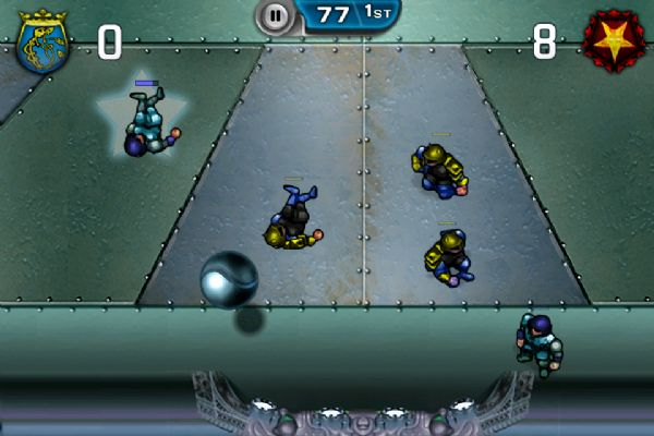 Speedball 2: Evolution arrives February 24th - Retro goodness for the masses! (IOS, RETRO) - 3444 052