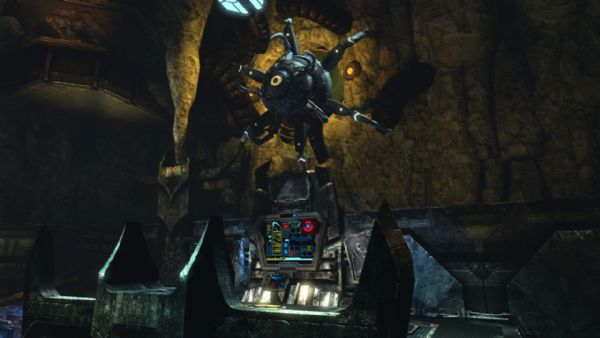 SONY ONLINE ENTERTAINMENT RELEASES FIRST GAME UPDATE FOR DC UNIVERSE ONLINE (PC, PS3) - 3463 dc scr envi Batcave 010
