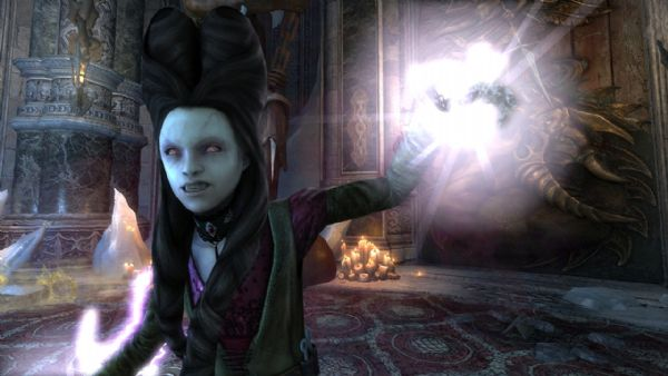 Castlevania: Lords Of Shadow get a sharp injection of DLC after feeling drained (360, PS3) - 3520 How dare you attack me bmp jpgcopy