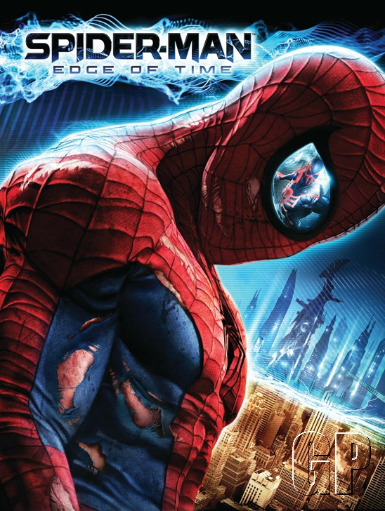 'Spiderman:Edge Of Time' announced (360, PS3) - 3596 SEOT