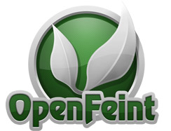OpenFeint Brings 14 Chart-Topping Mobile Game Titles to Google's Android Platform (MOB) - 3605 openFeint logo