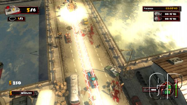 Zombie Driver to get retail release. (PC) - 3647 BloodRace 03