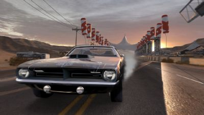 Need for Speed: Pro Street Review (PS3) - 366 cuda