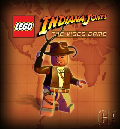 LEGO Indiana Jones: The Videogame - 371 Indy background