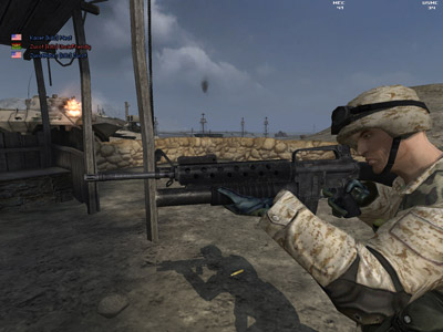 Battlefield 2 Review (PC) - 37 BF2pcSCRNwetlands049