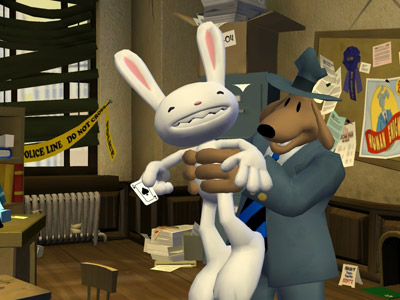 Sam & Max Episode 3: The Mole, the Mob, and the Meatball (PC) - 37 ep3 whee