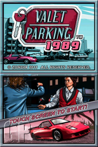 Valet Parking 1989 is finally coming home! (DS)