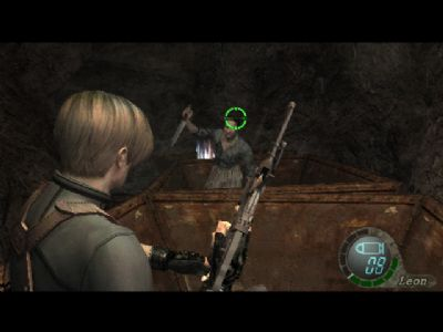 Resident Evil 4 Wii Edition Review (WII) - 382 screenshot 03pub
