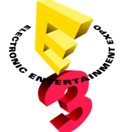 GAMING WORLDS COLLIDE AS SQUARE ENIX UNVEILS E3 2011 TITLES - 3856 e3 logo
