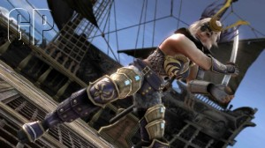 Bikini clad combat awaits in 'Soul Calibur V' (PSN, XBLA)