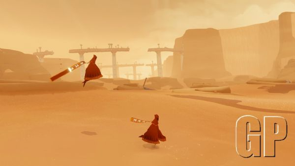 Journey - Some facts and screen shots. (PS3) - 3876 Barrems1