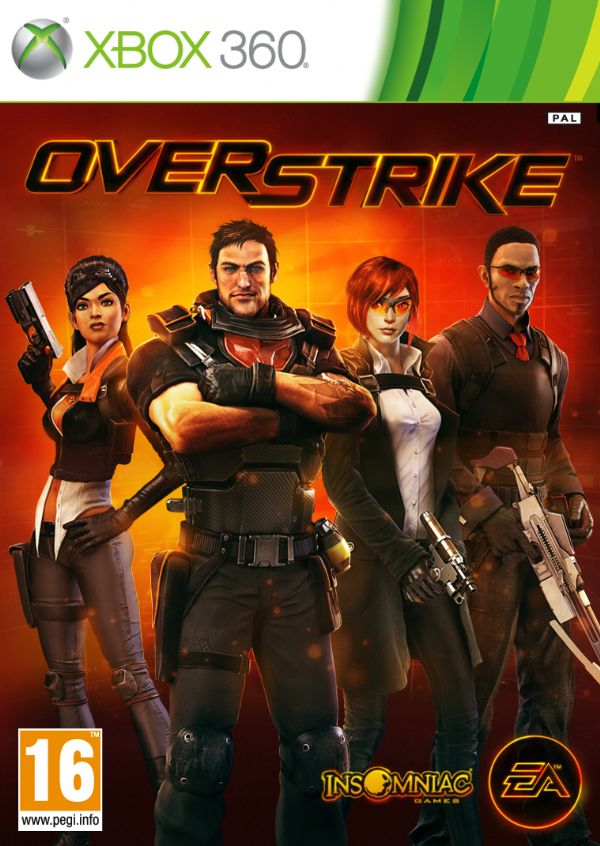 Insomniac announces their first mutli-platform title: 'Overstrike' (360, PS3) -