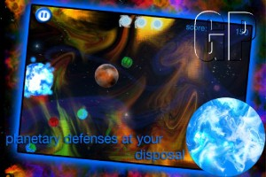 Blue Giant Announced for iPhone and iPod Touch. Reminding us how beautiful space is. (IOS)