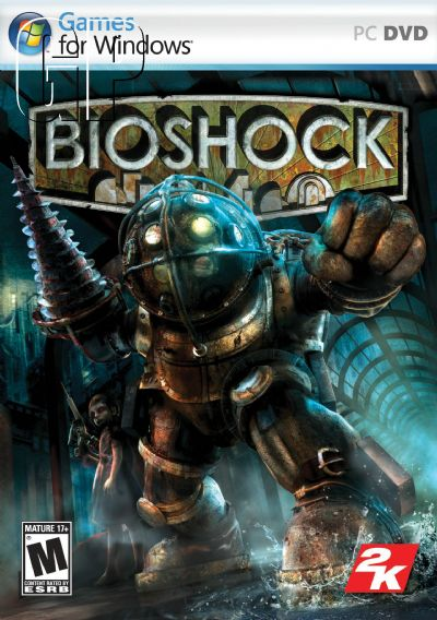 BioShock Now Available in North America (360, PC) - 401 Bioshock GFW FoB FINAL