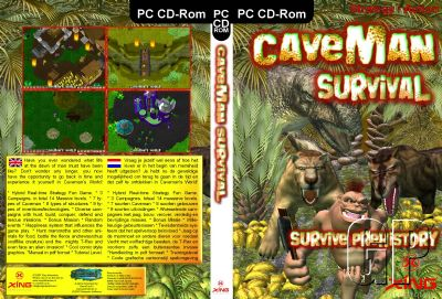 Can you survive as a caveman? (PC) - 403 cavemandvd realistic