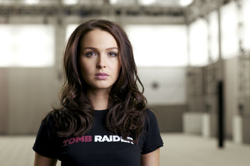 Camilla Luddington named as of the new voice and character of Lara Croft - 4065DD  MG 2125
