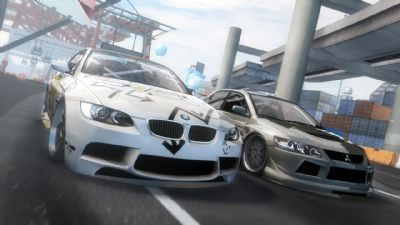 Need For Speed Prostreet announced - 412 battle2 0461