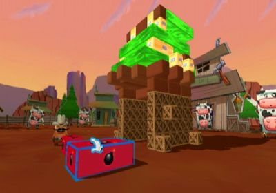 Boom Blox Review (WII) -
