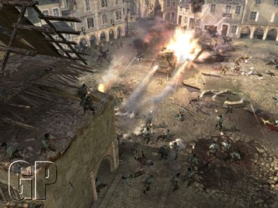 Company of Heroes Review (PC) - 420 companyofheroes scrn28497