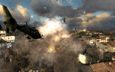 World in Conflict Review (PC) -