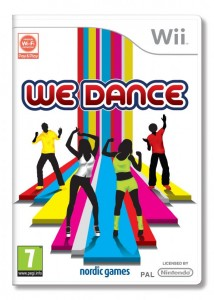 Ministry of Sound is going to make you sweat in We Dance! (WII)