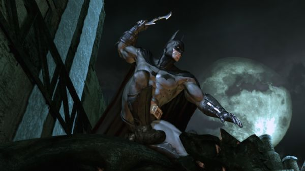 Rejoice Mac users! You're finally getting 'Batman: Arkham Asylum' whilst everyone else plays 'Arkham City'! (OTHER) - 4332 08