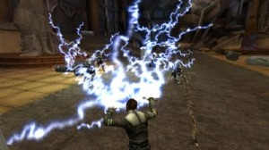 Star Wars: The Force Unleashed Review (WII)