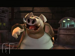 Beyond Good & Evil Review (GC, PC, PS2, XBOX)