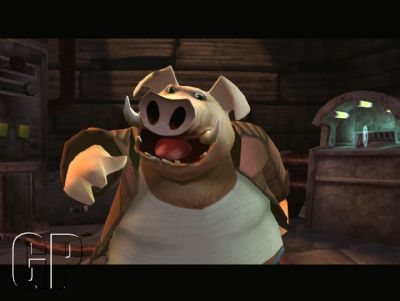 Beyond Good & Evil Review (GC, PC, PS2, XBOX) - 441 beyondgoodevilp scrn12732