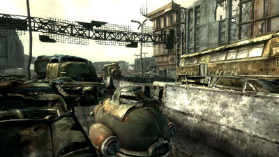 Fallout 3 Review (360) - 466 5