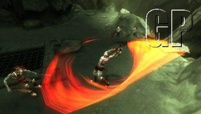 God of War: Chains of Olympus (PSP) - 471 GOW COO tartarus combat 01
