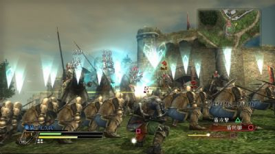 BLADESTORM HEADS INTO BATTLE ON XBOX LIVE and PLAYSTAION NETWORK (360, PS3) - 477 BF199