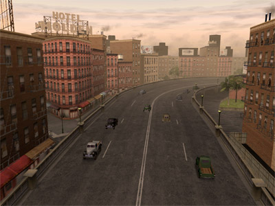 The Godfather Review (PC) - 47 littleitaly1