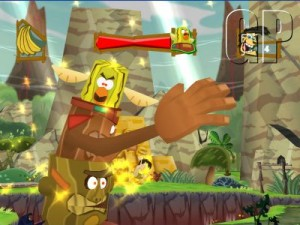 The 'King of the Jungle' Returns!! (DS, PS2, WII)
